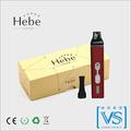 2015 mejor vaporizador herbario portable pluma titan-2 vaporizador, Hebe vapor, auténtico titan 2 with CE Rohs de la FCC certificación
