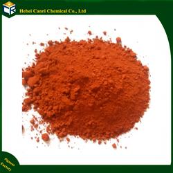 Fine powder iron oxide red magnetite powder