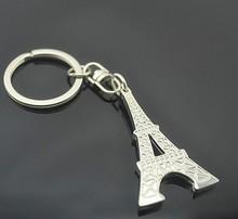 custom blank metal keychain/keyring/key chain for promotional