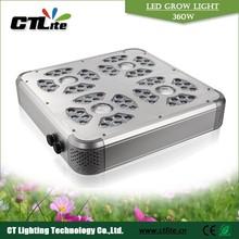 Hot Promotion! programable full spectrum 540W led grow light for greenhouse , grow led lighting