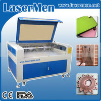 water-circulation co2 laser tuber acrylic laser cutting machine specialize in laser machine on hand