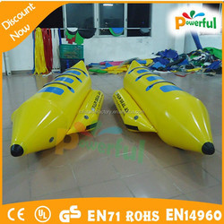 top sale banana boat inflatable water sport