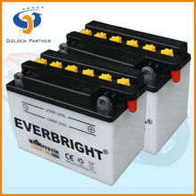 Supplying dry charged 12v motorcycle parts battery lot