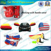 SUV car wing mirror cover flag