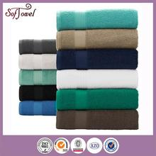 Professional gots certified organic cotton towels
