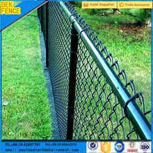 """2"""" High Quality PVC Coated Thick Wire Chain Link Fence"""