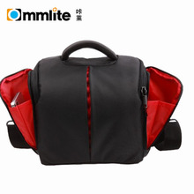 Commlite Eco Friendly Waterproof DSLR Camera Bag For Canon With Rain Cover