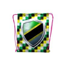 Oem Soccer Custom Nylon Polyester Drawstring Shoe Bag