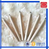 """Non-toxic wooden material 3.5"""" color pencil for painting"""
