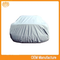 Hot selling peva+pp fabric folding garage car cover at factory price