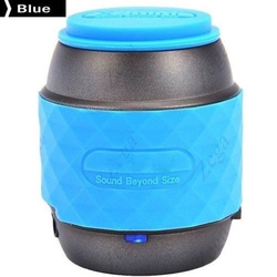 Portable mini Bluetooth Speaker stereo silicone+ABS