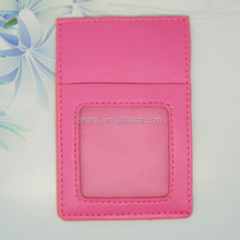 custom PU card holder, PU wallet