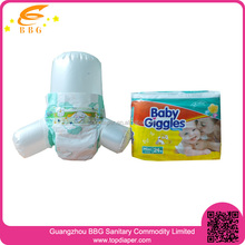 with PE film good quality baby diapers manufacturers china