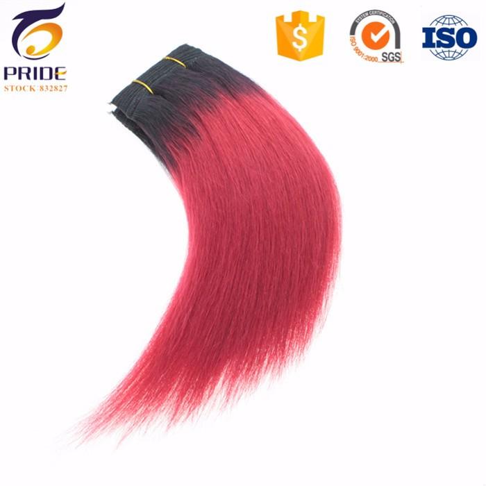 Holly cabelo sintético que faz máquinas, venda quente ombre cor do cabelo da trança sintética