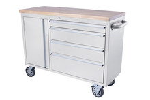 Wholesale Stainless steel locking caster performax tool chest