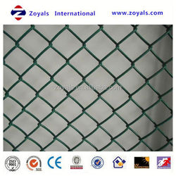 Reliable Supplier ISO 9001:2008 used pvc coated galvaniized pvc chain link dog kennels for sale
