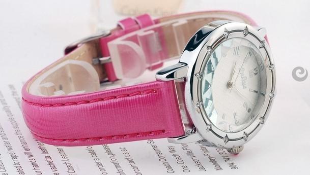 Юлий женские наручные часы кварцевых часов лучший модное платье корея браслет бренд арабский многоцветные кожа CZ горный хрусталь JA702