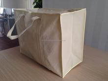 blue Nonwoven plastic/PVC/LDPE quilt packing bag