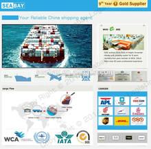 Guangzhou Sea freight to Port Kelang/Ningbo Shipping forwarding to Tanjung Pelepas Malaysia