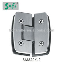 High quality stainless steel decorative hinges for glass swing door SA8500K-2