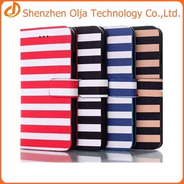 flip wallet cover case for iphone 6,new leather case for iphone 6 plus,fashion case for iphone 6 plus