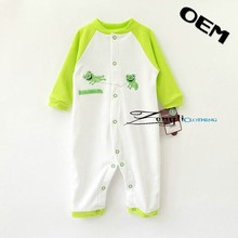 Wholesale 100% cotton fashion winter baby clothes price