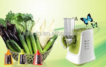 vegetable and fruit ice cream and salad processor for home use directly from factory