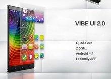 Original 6Inch lenovo k920 Smartphone Qualcomm 801 Quad Core 2.5GHz 3GB RAM 32 GB ROM 4G LTE 5+16MP Dual Camera Mobile Phone