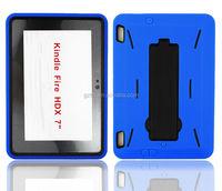 For Amazon Kindle Fire HDX 7 inch heavy duty smart case