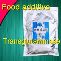 Food additive transglutaminase meat binder