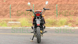 Motorcycle price for 125cc gas motorcycle made in china