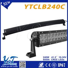 side by side utv led light bar tractor led light bar 4x4 accessories light bar