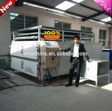 Nova autoclave livre eva laminação de vidro equipamentos/máquina com 99% rendimento de produção