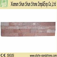 slate cultural stone wall coping stone