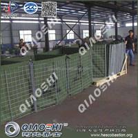 high quality flood retaining wall barrier Qiaoshi