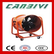 2015 Good workship YWF6D-800 Mining Explosion-proof tube axial fan from china coal group
