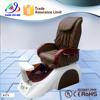 Electric foot massage machine/whirlpool european touch pedicure spa chair/nail spa chair