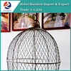 Stainless Steel 304 Large Metal Bird Cage Price With Free Sample