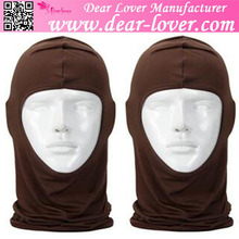 Hot sell custom Polyester Spandex men's face mask