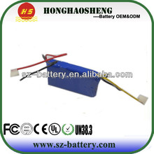 good quality 5v 800mah rechargeable li-ion battery pack