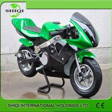 50cc Gas Used Pocket Bike Cheap For Sale/SQ-PB02