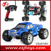2.4Ghz 1:18 4WD big wheel off-road vehicle electric high speed rc buggy car