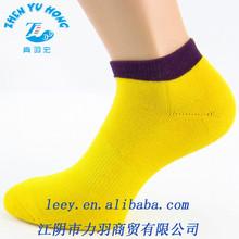 Cheap Cotton Soccer Socks Basketball Socks Made In Cotton Material Ankle Men Sock