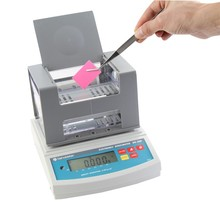 China Professional Factory Portable Density Meter Price for Refractory Materials , Graphite , Carbon Brush , Density Scale
