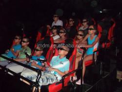 JMDM High end hydraulic 5D cinema