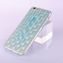 Best selling products ICE sculpting design TPU case tpu mobile phone cover for iphone6 case china wholesale