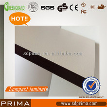 new fashion compact laminate toilet door with low price