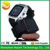 New 2015 Factory Android Smart Watch phone Smart watch Android waterproof Wifi 5.0MP Camrea GPS