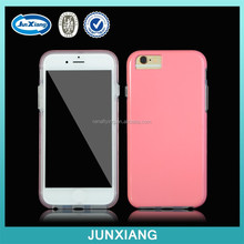 2 In 1 Hybrid Case for Iphone 6, PC+TPU Back Cover Case for Iphone 6
