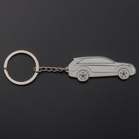 Metal Mini Car Shape Keychian, Custom Keychain,3D Key Chain